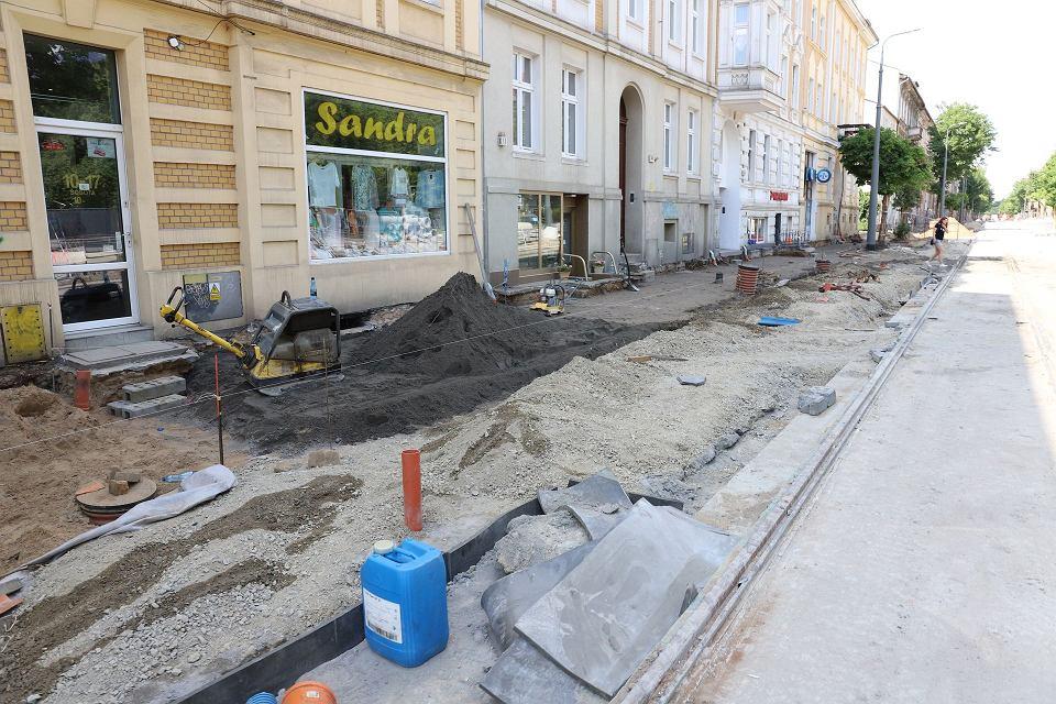Zdjęcie numer 11 w galerii - Wielka przebudowa w centrum Gorzowa trwa już rok. Co się ostatnio zmieniło?