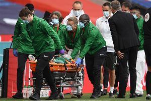 Poznaliśmy skład finału FA Cup. Obrońca Manchesteru United trafił do szpitala