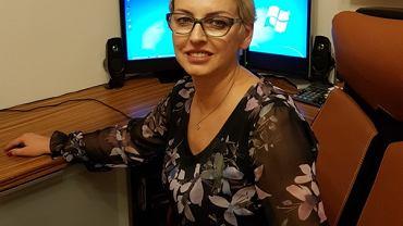 Płk. Anna Osowska-Rembecka, pułkownik Służby Więziennej, doktorantka na Wydziale Zarządzania i Dowodzenia w Akademii Sztuki Wojennej