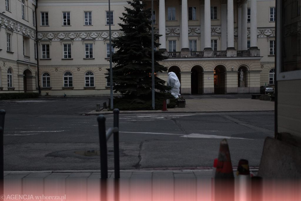 Pomnik upamiętniający Lecha Kaczyńskiego