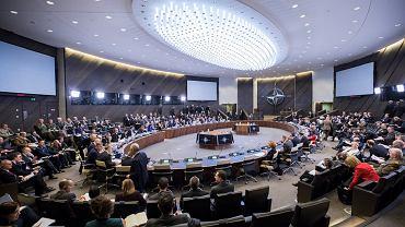Rada Północnoatlantycka. Zdjęcie ilustracyjne