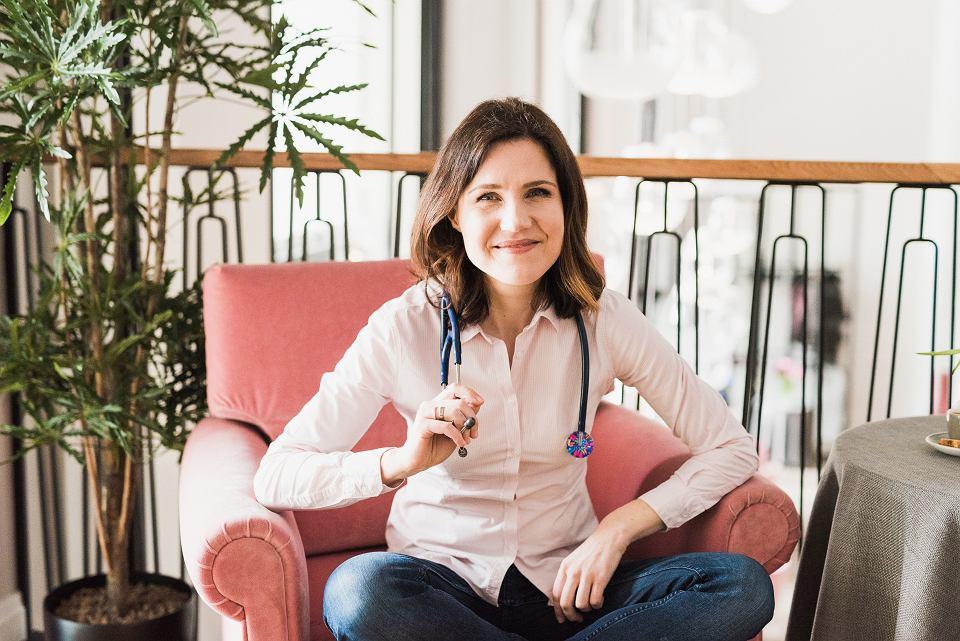 Pediatra, dr Ewa Miśko-Wąsowska, wieloletnia ekspertka serwisu Edziecko.pl