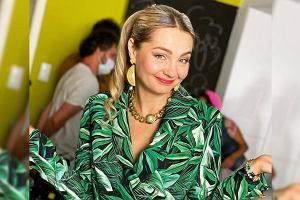 Małgorzata Socha świętuje urodziny córki w sukience, która skradła serca fanek. To model znanej, polskiej marki