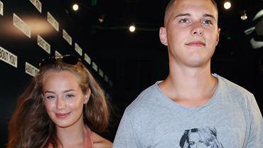 Wiktoria Gąsiewska, Adam Zdrójkowski