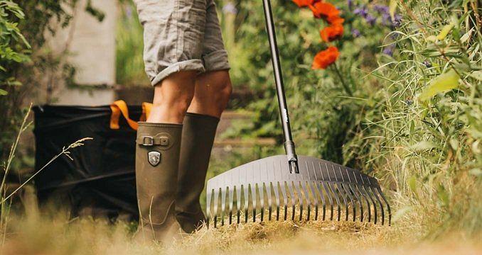 Grabie ogrodowe - idealne do jesiennych prac porządkowych