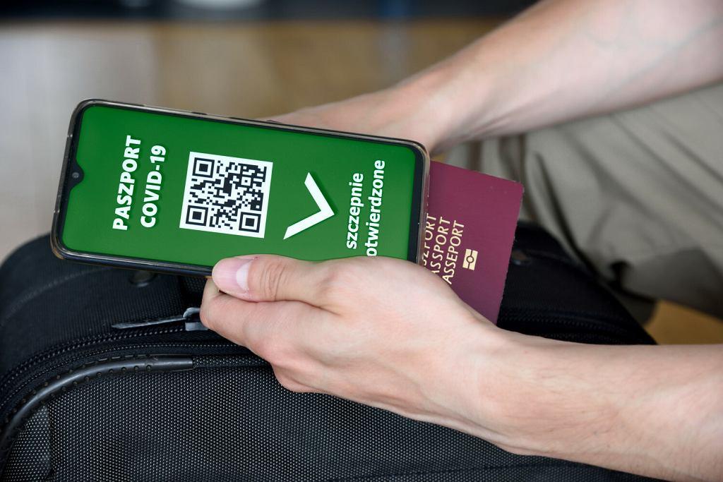 Czym jest paszport covidowy?