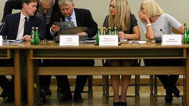 Sejmowa komisja śledcza ds. afery Amber Gold