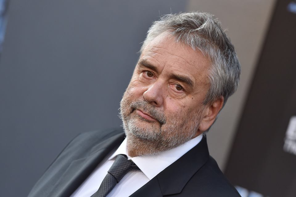 Francuski reżyser Luc Besson, twórca m.in. 'Wielkiego błękitu', 'Leona zawodowca' i 'Nikity'