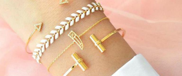 Złota bransoletka: idealna na prezent i nie tylko. Delikatna i kobieca biżuteria