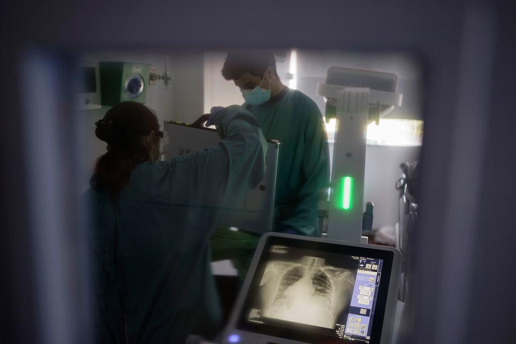Koronawirus w Hiszpanii - zdjęcie ilustracyjne