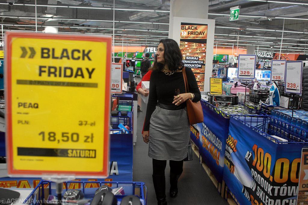 Kiedy wypada Black Friday 2018 w Polsce?