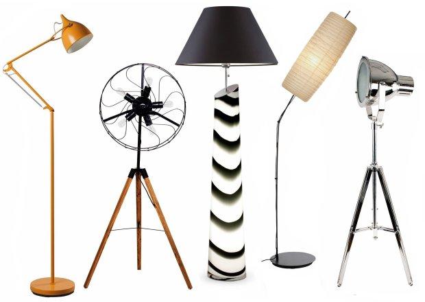 Lampy Podłogowe Wnętrzaaranżacje Wnętrz Inspiracje