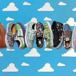 Toy Story i Vans