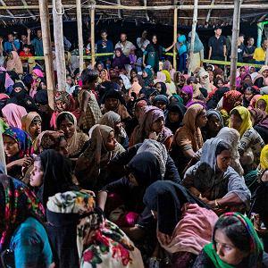 Trzy lata temu armia birmańska spaliła wioski Rohingja