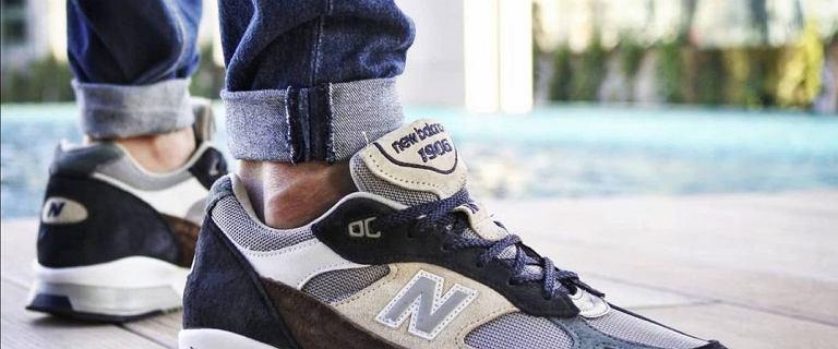 Hity marki New Balance dla mężczyzn. Te sneakersy możesz mieć nawet 60% taniej - wyprzedają się w mgnieniu oka!