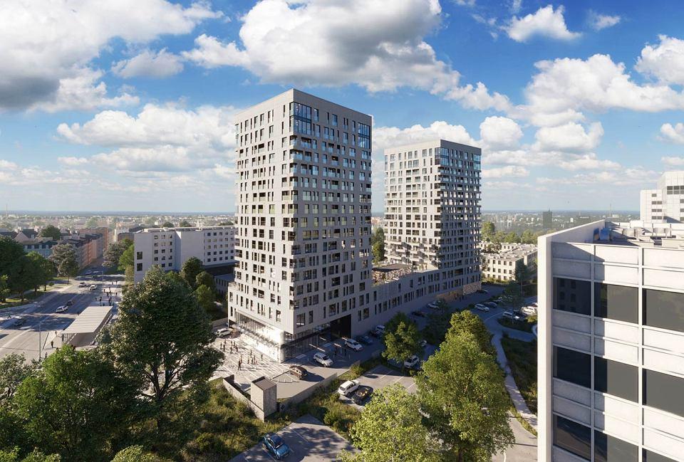 Sokolska 30 Towers to najnowszy projekt firmy Atal w Katowicach. Kompleks mieszkalno-biurowy powstanie w pobliżu Śląskich Technicznych Zakładów Naukowych i biurowca ING Banku Śląskiego