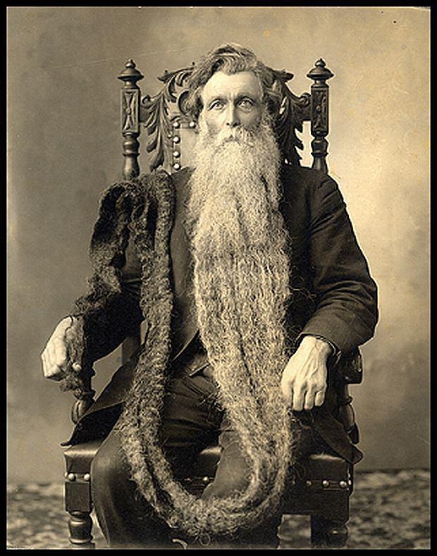 Taka broda.(zdjęcie pochodzi z www.lastfm.pl)