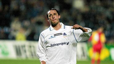 Mariusz Śrutwa w 2003 roku