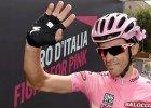 """Giro d'Italia. """"El Pistolero"""" rozpoczął odstrzał rywali"""