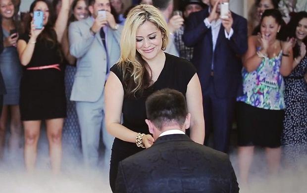 Zaręczyny Jacka i Sophie