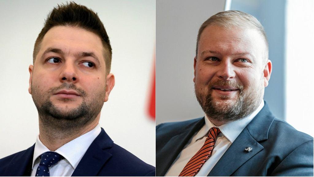 Patryk Jaki, Witold Zembaczyński