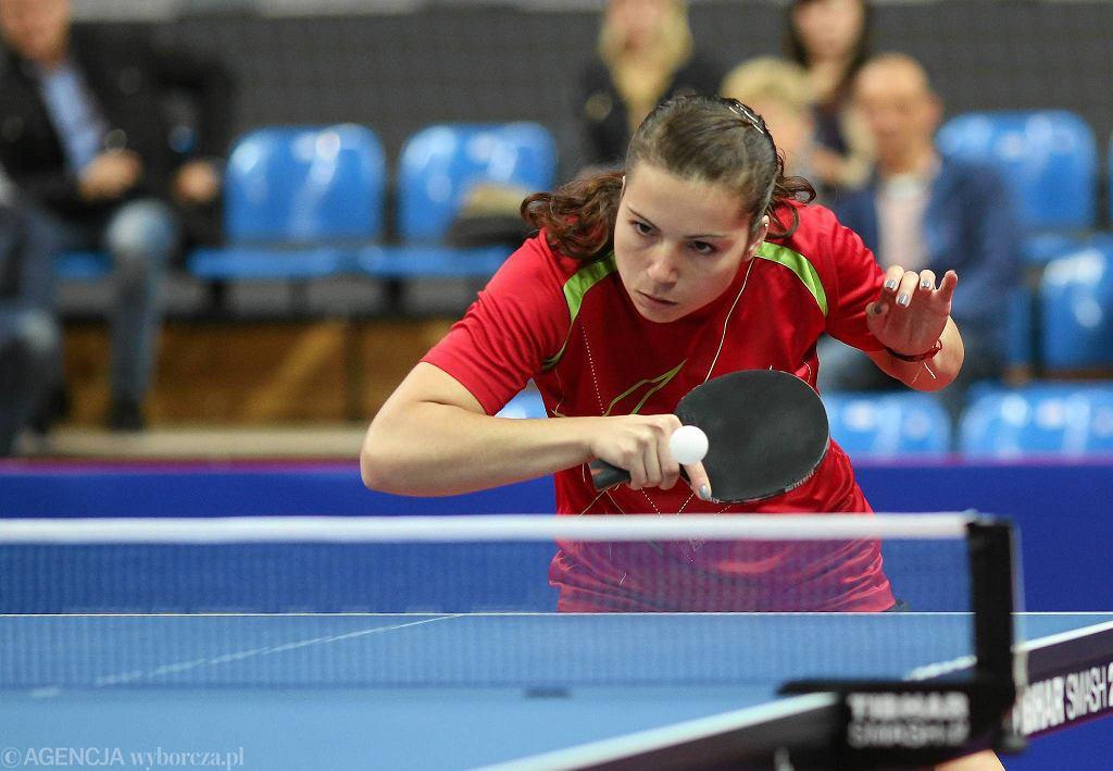 Nataliya Aleksyeyenko z AZS UMCS Optima Lublin