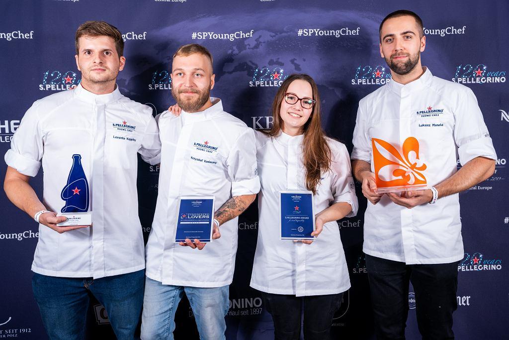Finał konkursu S.Pellegrino Young Chef