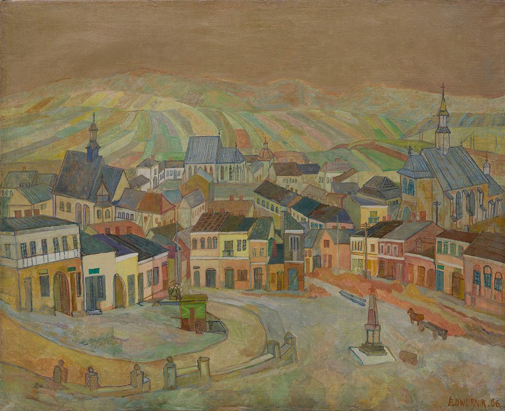 Wystawa '75 x 75 Dwurnik'; Państwowa Galeria Sztuki w Sopocie / fot. Michał Jaworski