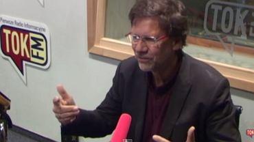 "Psycholog biznesu Jacek Santorski w ""Poranku Radia TOK FM"""