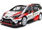 Toyota | Yaris gotowy do WRC