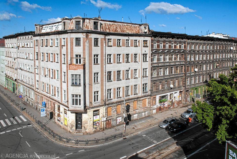 Miasto zamierza sprzedać w przyszłym roku kamienice przy ul. Pułaskiego i Małachowskiego (zdjęcie archiwalne)
