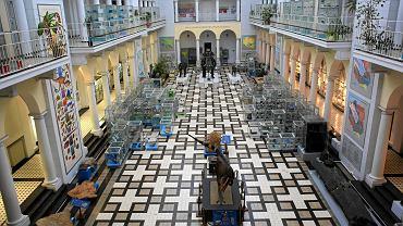 Siedziba Państwowego Instytutu Geologicznego w Warszawie, Muzeum Geologiczne.