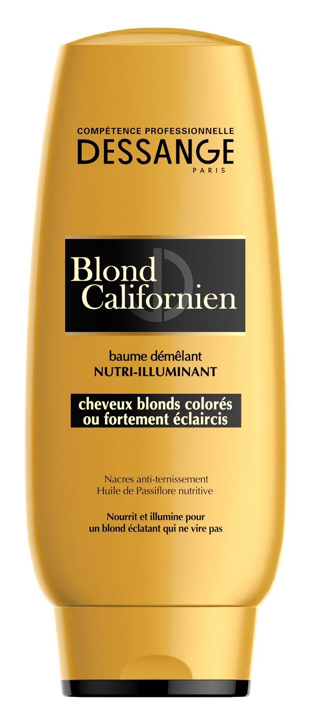 Linia DESSANGE Proffessional Hair Luxury Blond Californien - ZACHWYCAJ PERFEKCYJNYM BLONDEM, DZIĘKI PROFESJONALNEJ PIELĘGNACJI!