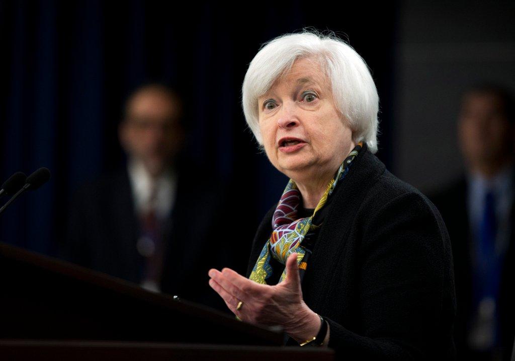 Janet Yellen, szefowa amerykańskiego Fed