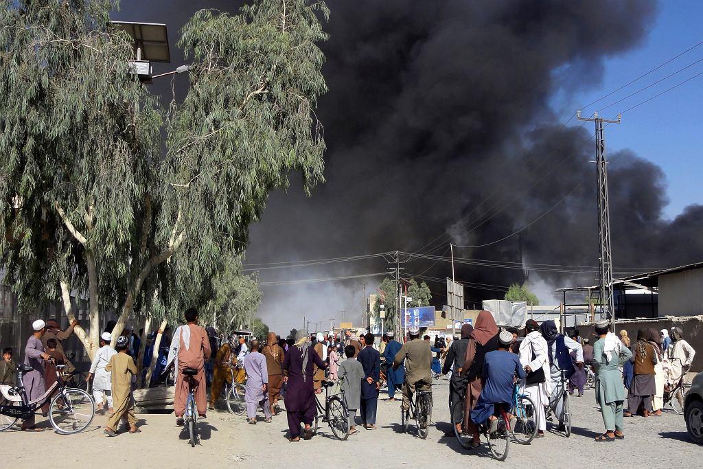 Ofensywa talibów w Afganistanie