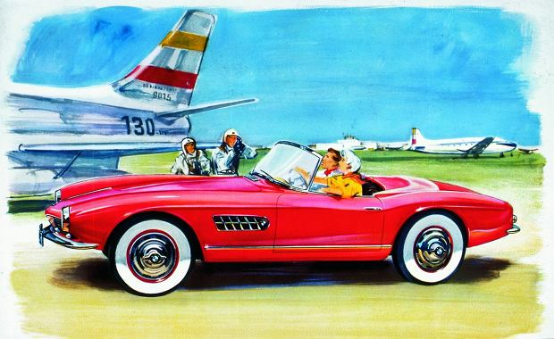 BMW 507. Bądź jak Elvis cz. 1