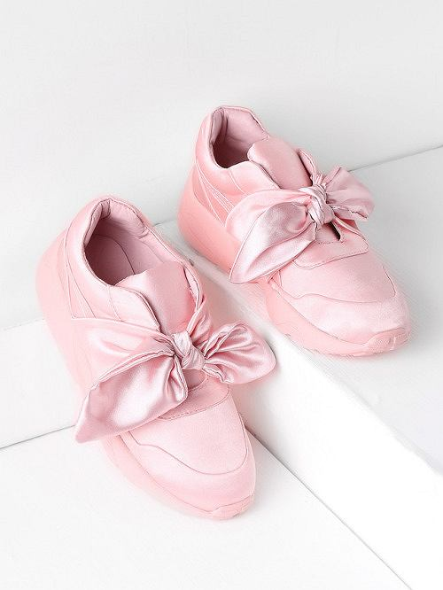 Puma Bow Sneakers x Fenty By Rihanna