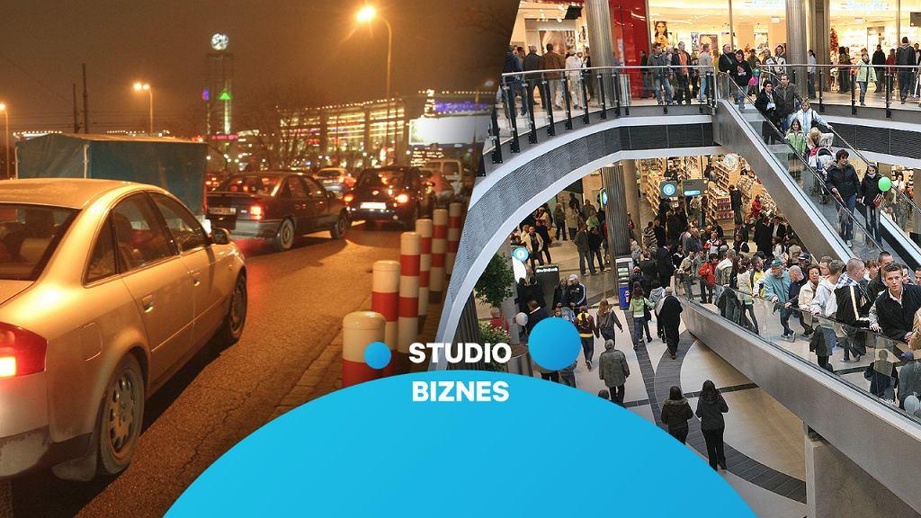 'Studio biznes' o podatku od sklepów, pożarach wysypisk i 'nowym życiu' w fabryce FSO