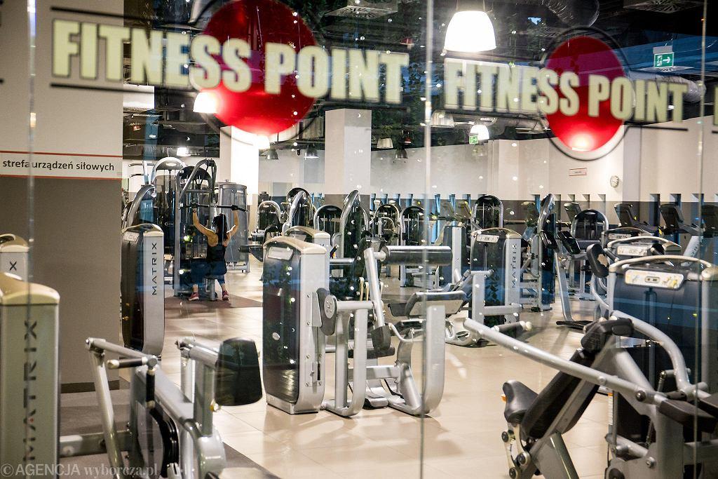 Fitness Point w Galerii MM zaprasza na treningi pomimo rządowego zakazu