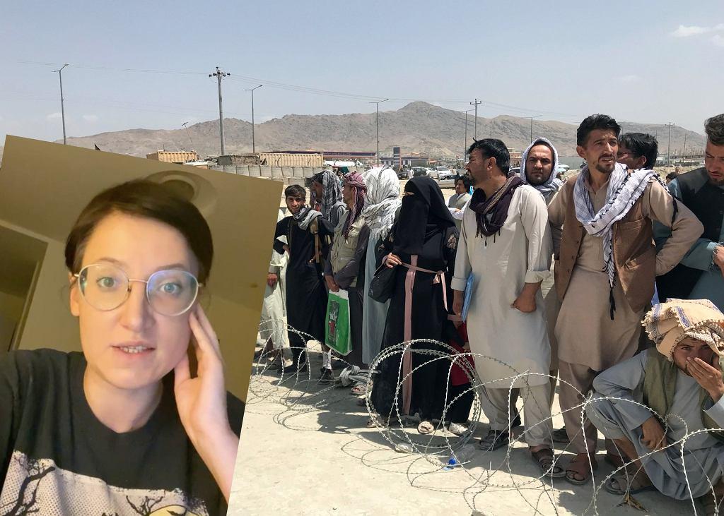 Polska dziennikarka w Afganistanie otrzymuje anonimowe groźby. 'Talibowie znajdą cię i zabiją'