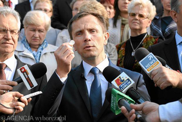 Dziwne interesy spółek z Grupy PKP z Grzegorzem Muszyńskim