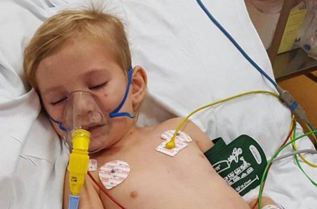 Pokazali zdjęcia chorej córeczki, aby ostrzec innych rodziców