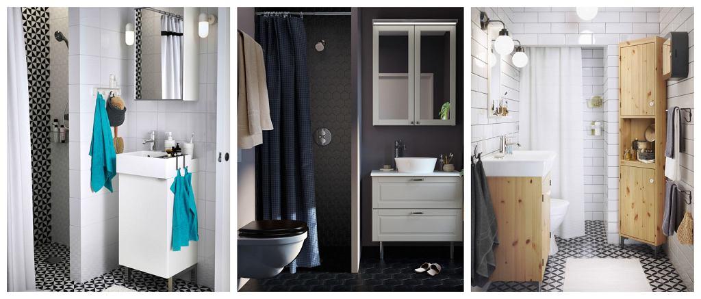 Pomysły na aranżacje łazienek
