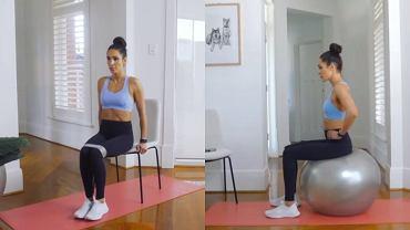 Kayla Itsines - ćwiczenia