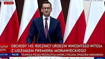 Mateusz Morawiecki w Wierzchosławicach