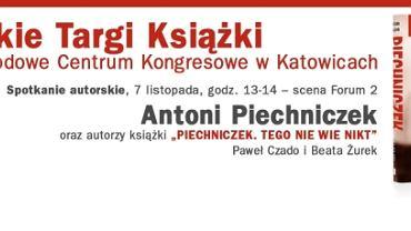 Zaproszenie na spotkanie z autorami Książki o Antonim Piechniczku