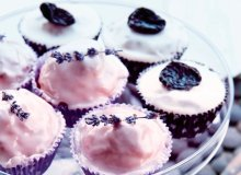 Muffiny lawendowe - ugotuj