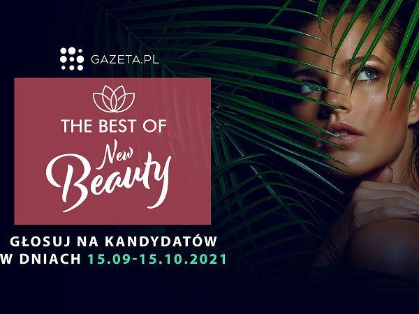 """Trwa plebiscyt """"The Best of New Beauty 2021"""". Głosujcie na swoich ulubieńców"""