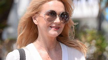 Grażyna Torbicka w Cannes