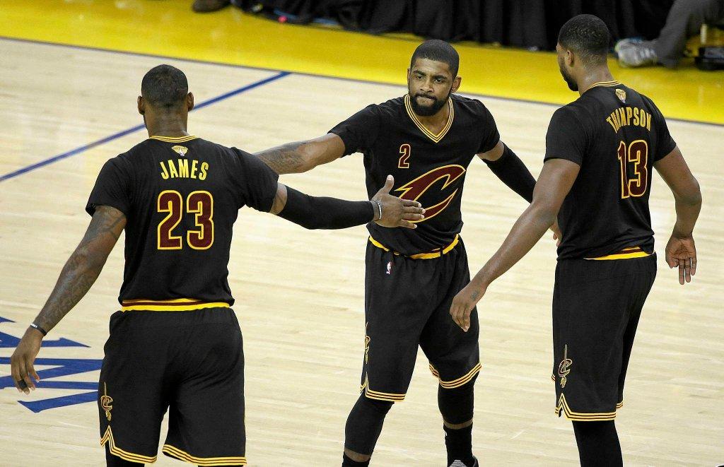 Golden State Warriors - Cleveland Cavaliers